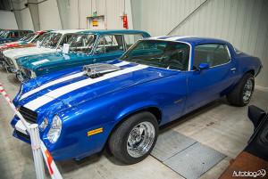 Auto Nostalgia 2015 - 25 - amerykański muscle car