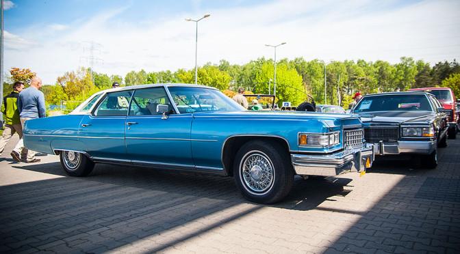 Auto Nostalgia 2015 - zdjęcia ze święta starych samochodów w Warszawie