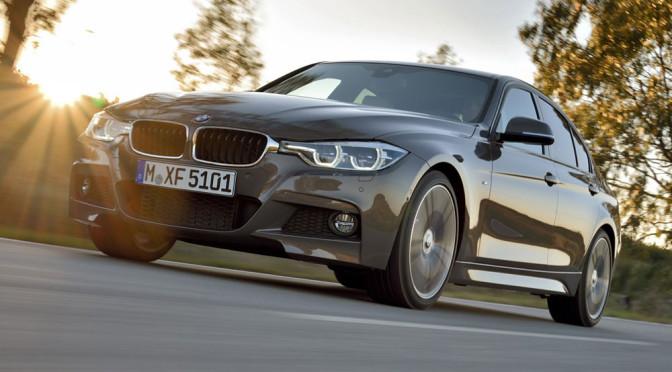 BMW Serii 3 (F30) - lifting przynosi w nim 3-cylindrowy silnik. Czy tym razem downsizing nie poszedł trochę za daleko?