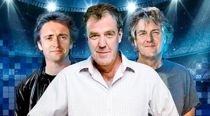 Clarkson, Hammond & May Live! - seria wideo promujących ich trasę to mistrzostwo świata