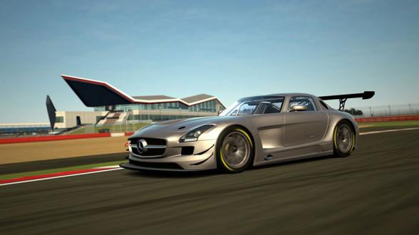 Mercedes SLS AMG w Gran Turismo 6