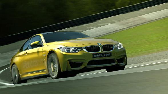 Gran Turismo - BMW M4 na Nurburgring