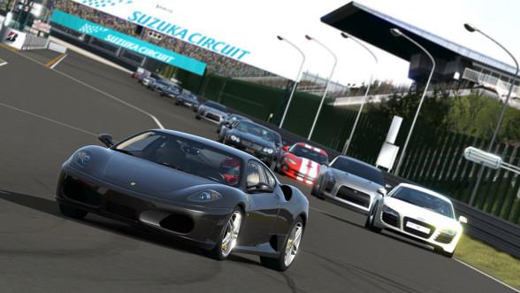 Samochodów Ferrari nie brakuje w Gran Turismo