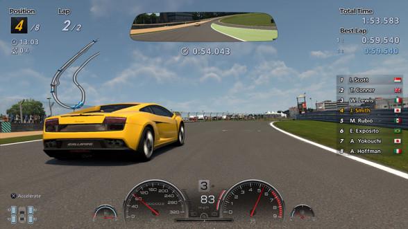 Wyścigi w Gran Turismo cierpią przez słabe AI rywali