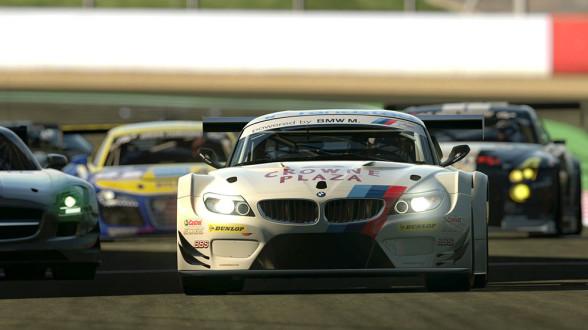 Wyścig w Gran Turismo