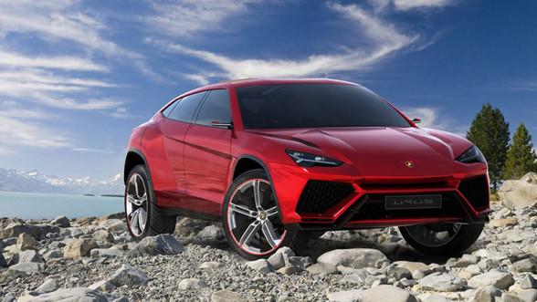 Lamborghini Urus - tak wygląda przód tego SUV'a