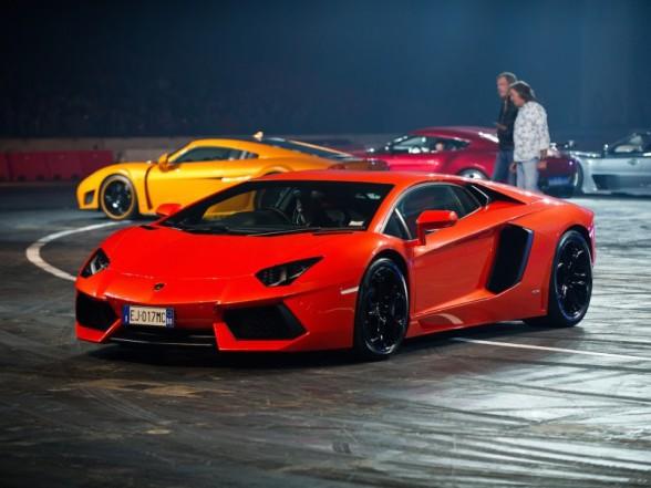 Lamborghini na Verva Street Racing