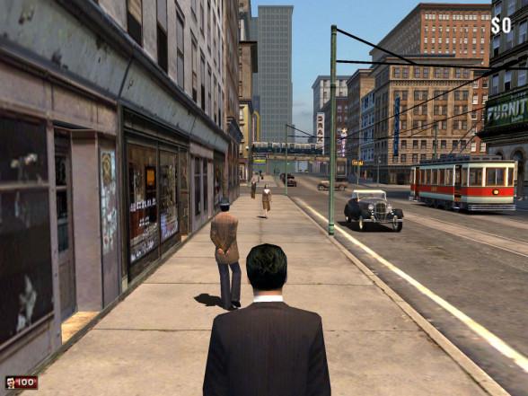 MAFIA pojawiła się na PC w 2002 roku
