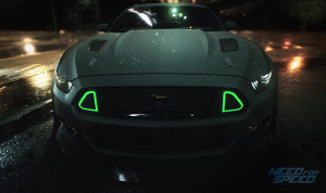 Nowy Need for Speed (2015) - zmodyfikowany Ford Mustang