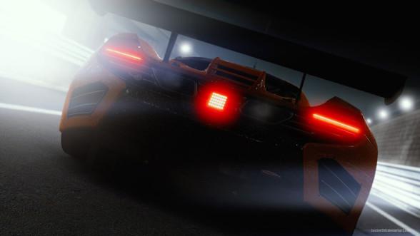 McLaren w Project CARS