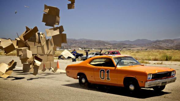 Wyzwanie w Top Gear USA