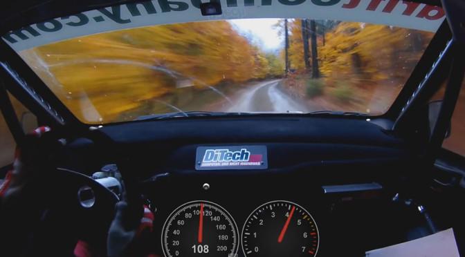 To wideo jest potwierdzeniem, że rajdy samochodowe to najbardziej wymagający sport motorowy