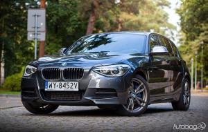 BMW Serii 1 w wersji M135i