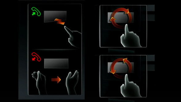 Obsługa gestami to jedna z nowości BMW Serii 7