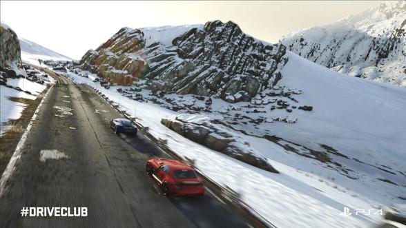 W DriveClub można ścigać się w malowniczej Norwegii