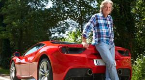 Test Ferrari 488 GTB i James May – wideo pokazuje, że sami prowadzący bez zaplecza to nie wszystko