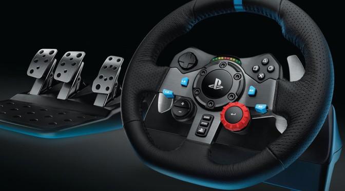 Kierownice Logitech G29 i G920 - znamy ceny i informacje o tych modelach (PS4, XONE, PC)!