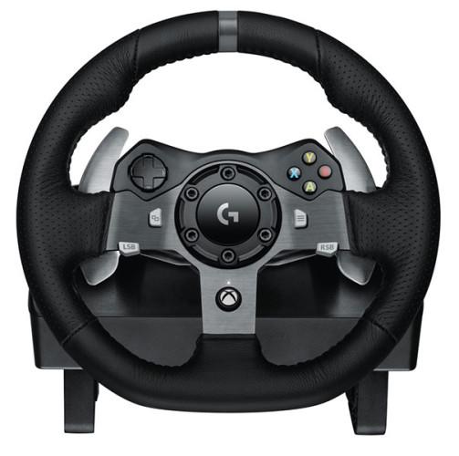 Logitech G920 - kierownica dedykowana Xboxowi One