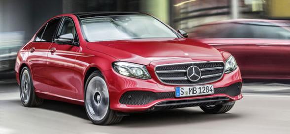 Nowy Mercedes Klasy E W213 - informacje i zdjęcia
