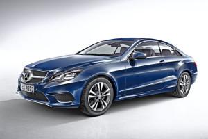 Nowy Mercedes Klasy E W213 - wizja nadwozia coupe