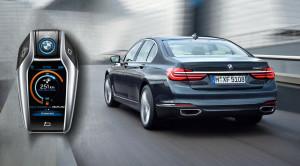 Inteligentny kluczyk w nowej generacji BMW Serii 7 – czy takie rozwiązania mają przyszłość i sens?