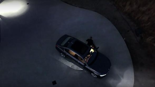 Efektowne oświetlenie postojowe w nowym BMW Serii 7