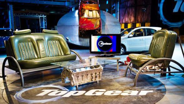 Studio Top Gear jest puste - tylko na razie
