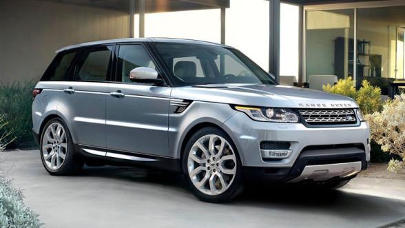 Range Rover Sport - rasowy przód nowej generacji