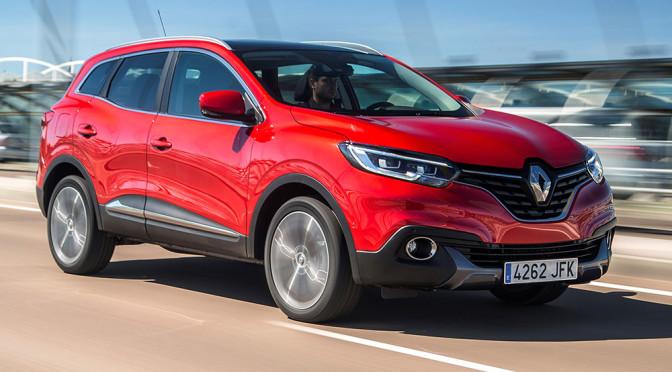 Renault Kadjar – znamy polskie ceny tego crossovera