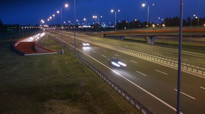 Ograniczenie prędkości na S2 i S79 (POW) w końcu takie, jak powinno być!