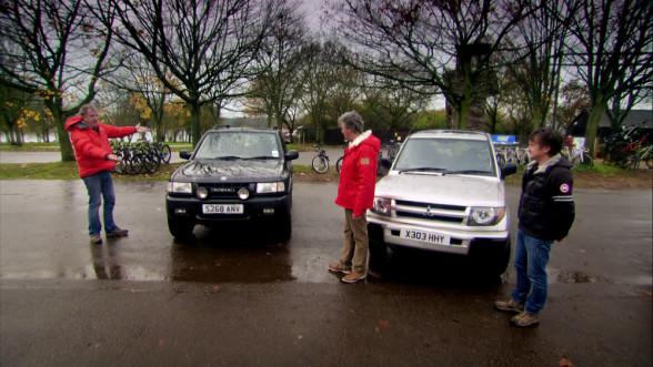 Tanie SUV'y w Top Gear