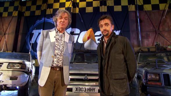 Pożegnanie z Top Gear