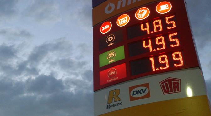 Ceny paliw w wakacje – podwyżki nas nie ominą, ale może nie będzie aż tak źle