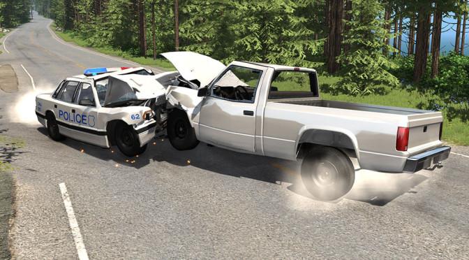 BeamNG.drive – wypadki w grach samochodowych jeszcze nigdy nie były tak efektowne