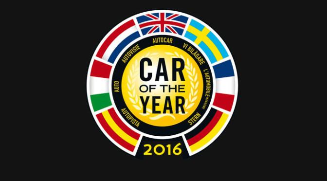 Car of the Year 2016 – te modele powalczą o tytuł najlepszego samochodu roku