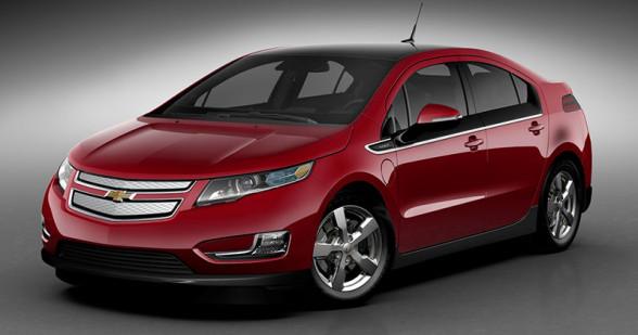 Chevrolet Volt - to w nim będziemy mogli schłodzić smartfona