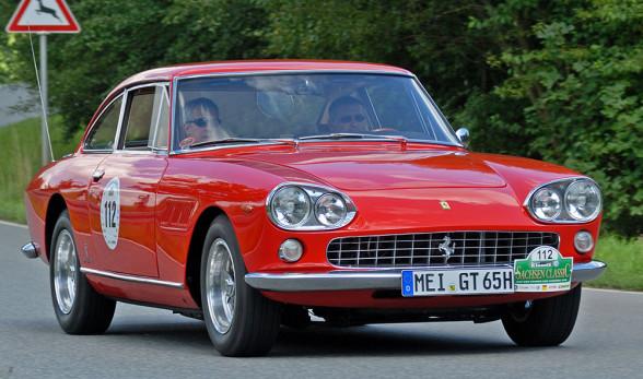 Ferrari 330 GT - najładniejszy z najbrzydszych