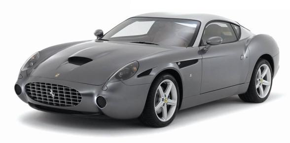 Ferrari 575 GTZ Zagato - nieudany eksperyment