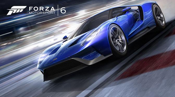 Forza Motorsport 6 - tego zazdroszczę posiadaczom Xbox One jako gracz na PS4