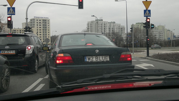 Korki w Warszawie zdarzają się codziennie