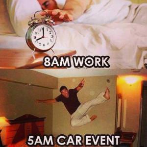 5AM Car Event