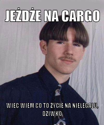 Jeżdżę na Cargo