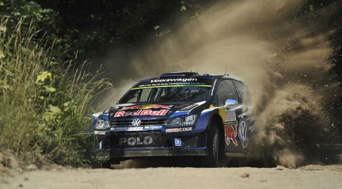 Rajd Polski 2015 – wyniki potwierdzają dominację Ogiera w WRC. Niestety
