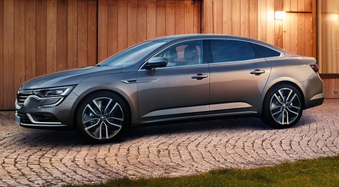 Renault Talisman zamiast Laguny – informacje o nowym sedanie Francuzów