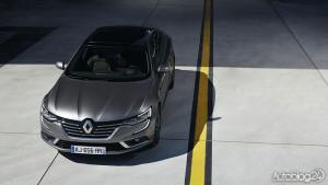 Renault Talisman - efektownie wyglądający przód