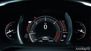 Renault Talisman - nowoczesne zegary Talismana