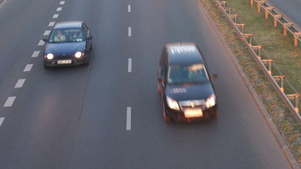 Natężenie ruchu drogowe w Polsce bardzo się zwiększyło