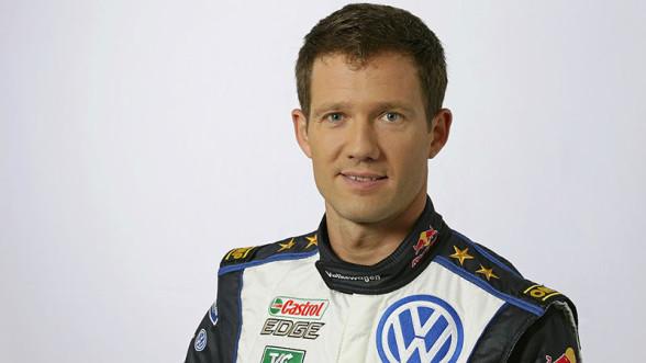 Sebastien Ogier - nowy mistrz świata WRC
