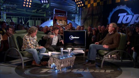 Aktualności w Top Gear