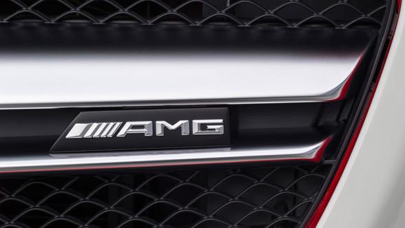 Logo AMG wkrótce stanie się zielone?